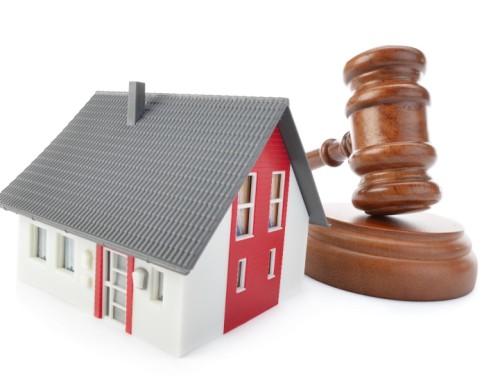 Co je aukce nemovitostí?