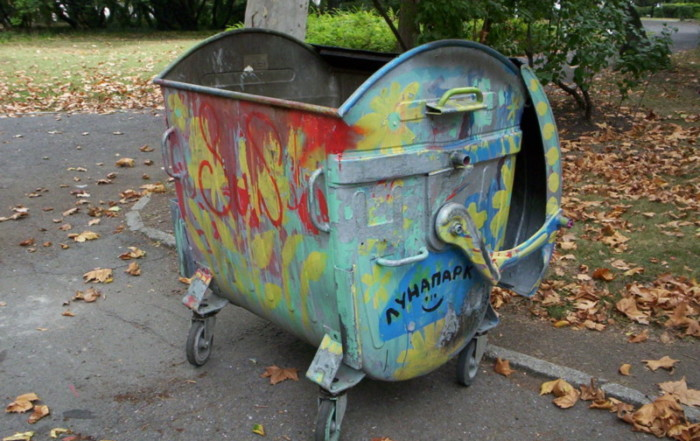 Poplatek za komunální odpad Brno