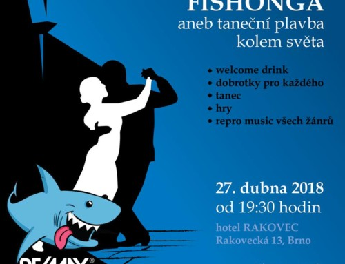 VI. společenské setkání přátel RE/MAX Pro Brno – opět netradičně – fišonga