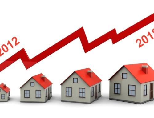 Růst cen bytů v Brně od roku 2012 v číslech