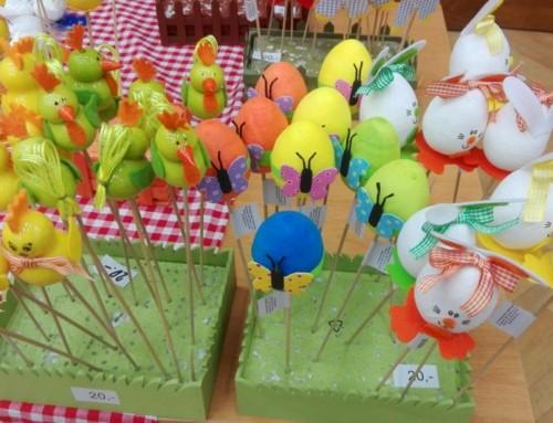 Velikonoční dílničky v Bystrci