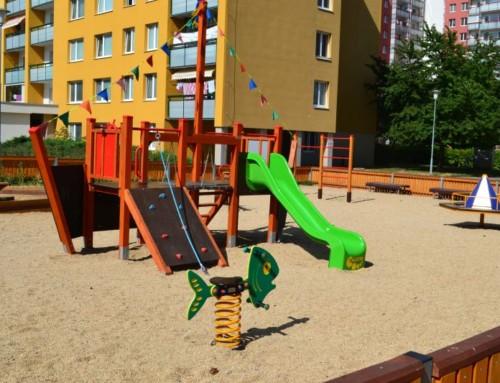 Mají si děti kde hrát?