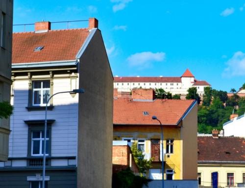 Bydlení ve městě