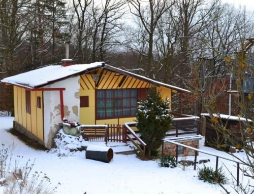 Jak připravit chatu na zimu