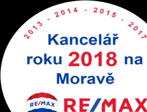 Úspěch není náhoda, opět TOP na Moravě za rok 2018
