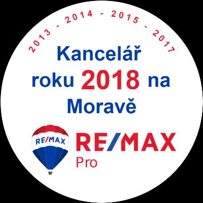 RE/MAX Pro - jednička na Moravě
