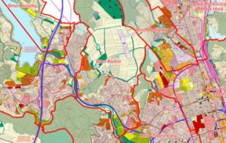 návrhy změn Územního plánu