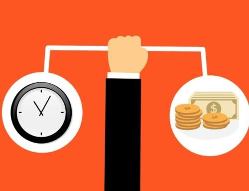 Čas jsou peníze a nejen to