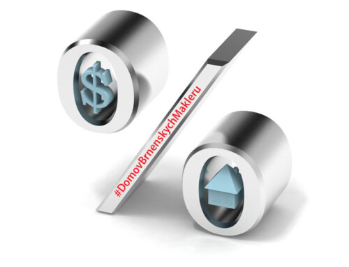 Schválení hypotéky je s realitní kanceláří snadnější